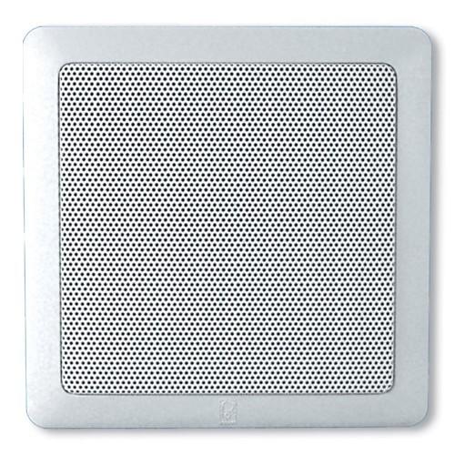 Poly-Planar 6- Premium Panel Speaker - -Pair- White