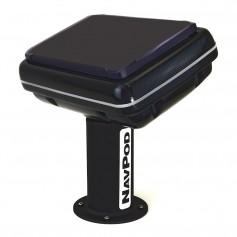 NavPod PedestalPod 70 Pre-Cut f-Lowrance HDS-12 Gen2 Touch- HDS-12 Gen3 HDS Carbon 12 - Carbon Series