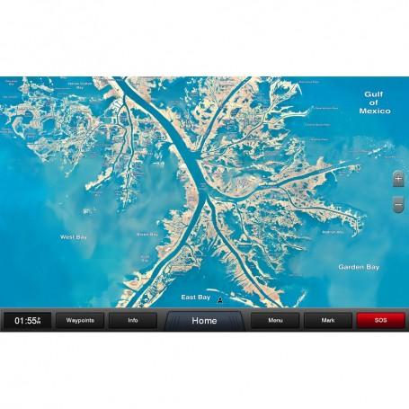 Garmin Standard Mapping - Louisiana One ClassicmicroSD-SD card