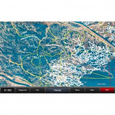 Garmin Standard Mapping - Louisiana East Professional microSD-SD Card