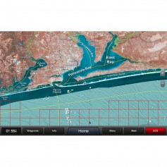Garmin Standard Mapping - Emerald Coast Professional microSD-SD Card