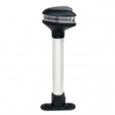 Perko Stealth Series - Fixed Mount All-Round LED Light - 7-1-8- Height