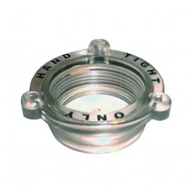 GROCO Non-Metallic Strainer Cap Fits ARG-1000 ARG-1250