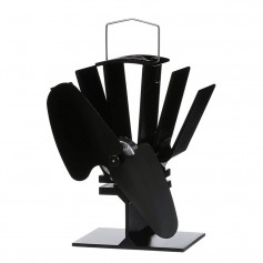 Caframo Original Mini 6-5- Ecofan - Black