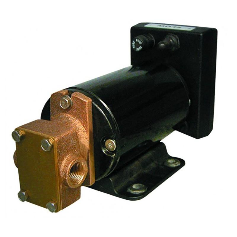 GROCO Reversing Gear Pump 3-4- NPT Ports - 12V