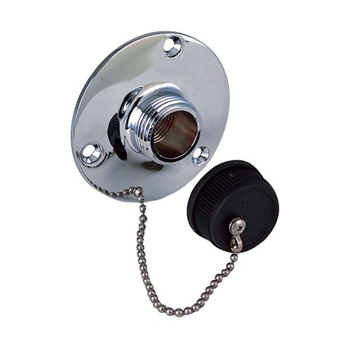 Perko Water Outlet Fitting w-Cap