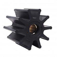 Albin Pump Premium Impeller 65 x 15-8 x 50mm - 10 Blade - Spline Insert