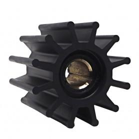 Albin Pump Premium Impeller Kit 82-4 x 20 x 73-4mm - 12 Blade - Key Insert