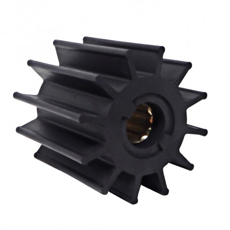 Albin Pump Premium Impeller Kit 95 x 25 x 88-8mm - 12 Blade - Spline Insert