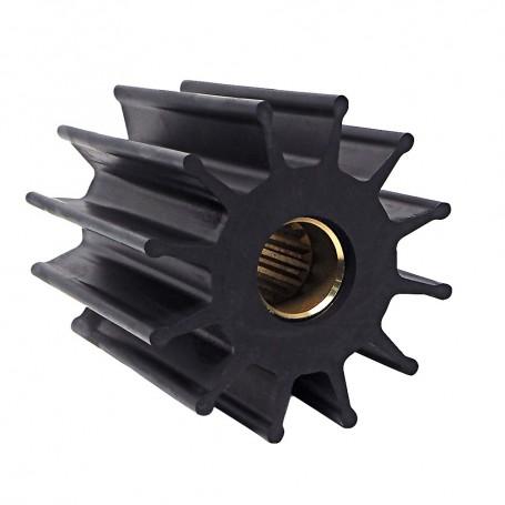 Albin Pump Premium Impeller Kit 95 x 24 x 101-5mm - 12 Blade - Spline Insert