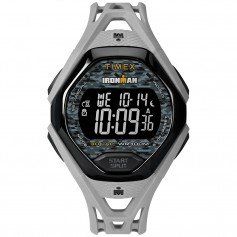 Timex IRONMAN Sleek 30 Full Resin Strap Watch - Grey