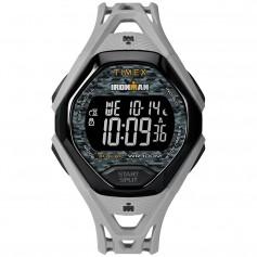 Timex IRONMAN Sleek 30 Full Resin Strap Watch - Grey