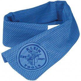 Klein Tools Cooling Towel - Blue