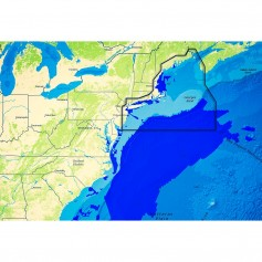 C-MAP Reveal - US Atlantic - New York to MA Cape Cod- Long Island Hudson River