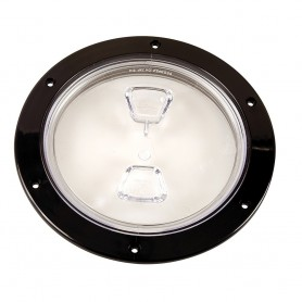 Beckson 6- High-Torque Access Plate - Clear