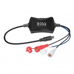 Boss Audio Pod Cable - Connect Any Stereo w-Audio Output f-B82ABT- B64ABT- B62ABT BM40AMPT Speakers