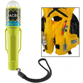 ACR C-Strobe H20 - Water Activated LED PFD Emergency Strobe w-Clip