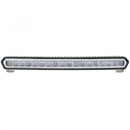 RIGID Industries SR-L Series 20- Off-Road LED Light Bar - Black w-White Halo