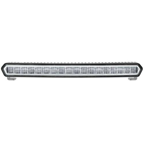 RIGID Industries SR-L Series 20- Off-Road LED Light Bar - Black w-White Halo