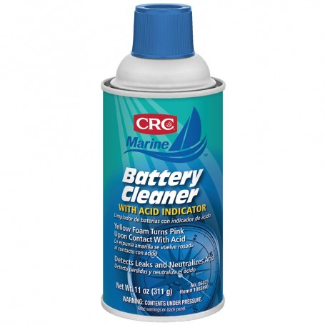 CRC Marine Battery Cleaner w-Acid Indicator - 11oz - -06023