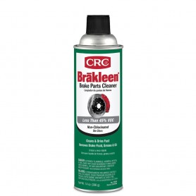 CRC Brakleen Brake Parts Cleaner - Non-Chlorinated - 14oz - -05084