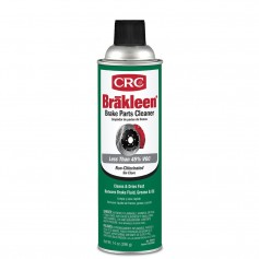 CRC Brakleen Brake Parts Cleaner - Non-Chlorinated - 14oz - -05084 -Case of 12
