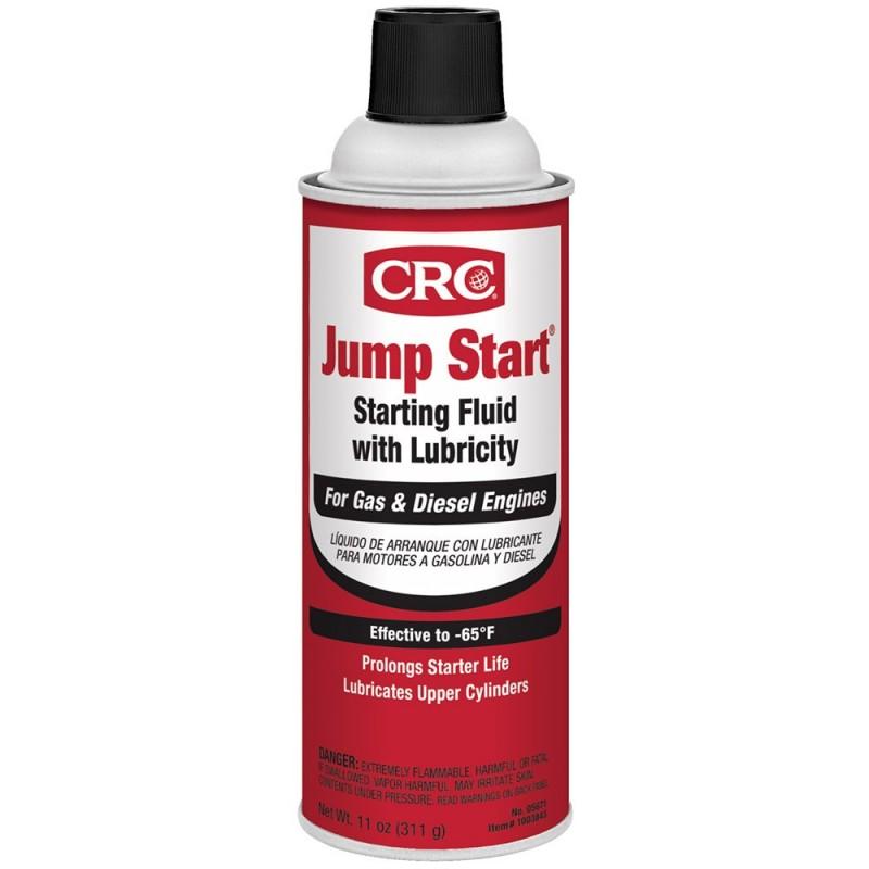 CRC Jump Start Starting Fluid w-Lubricity - 11oz