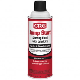 CRC Jump Start Starting Fluid w-Lubricity - 11oz - -05671 -Case of 12
