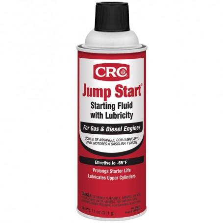 CRC Jump Start Starting Fluid w-Lubricity - 11oz - -05671 -Case of 12