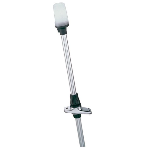 Perko 24- Telescoping Type Pole Light - White