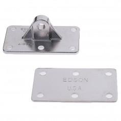 Edson Pivot Bracket w-Backing Plate
