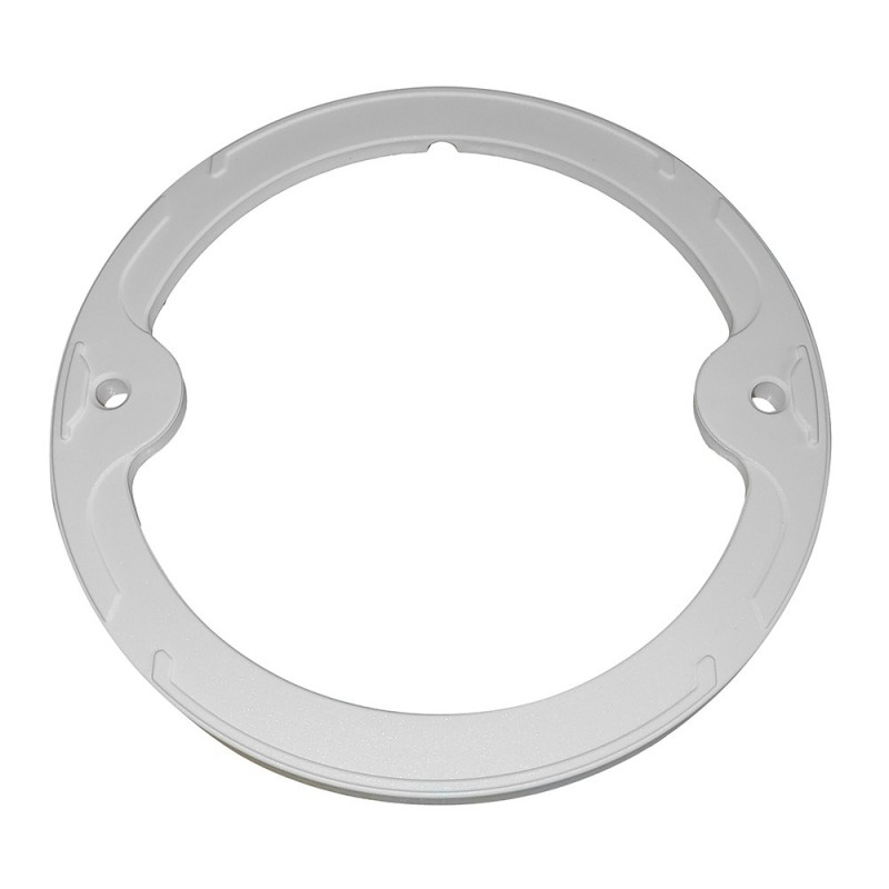 Hella Marine EuroLED Lamp - White Bezel Spacer