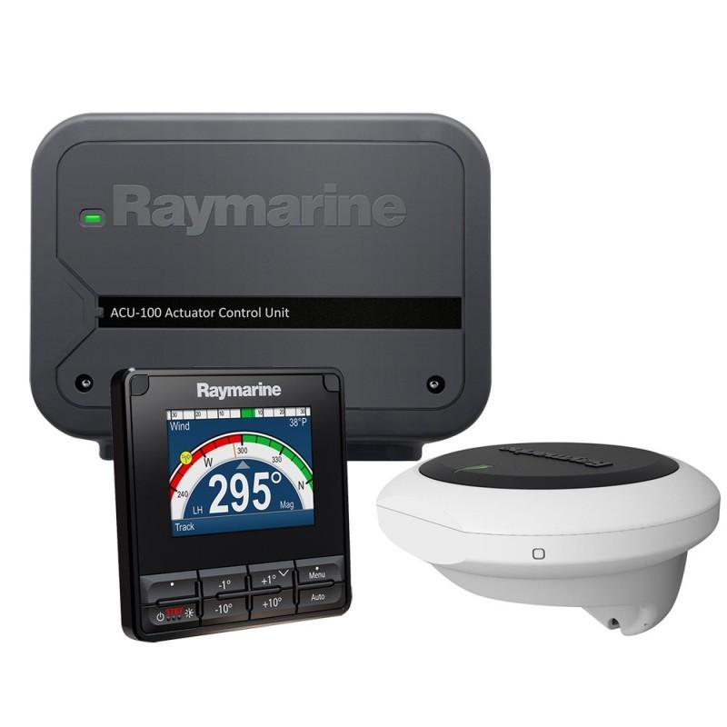 Raymarine EV-100 Wheel Pilot w-p70s Controller Corepack Only - No Drive Unit