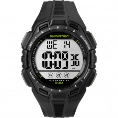 Timex Marathon Digital Full-Size Watch - Black