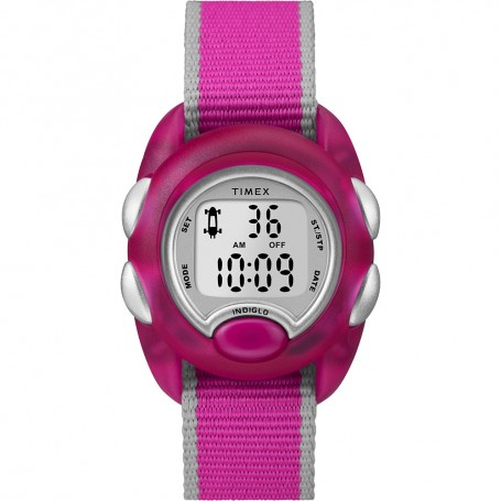 Timex Youth Time Machines Digital 34mm Watch - Pink