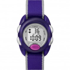 Timex Youth Time Machines Digital 34mm Watch - Purple