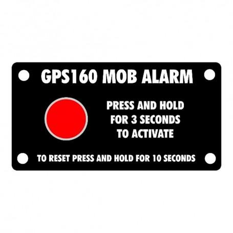 Digital Yacht Waterproof MOB Switch Panel f-GPS160