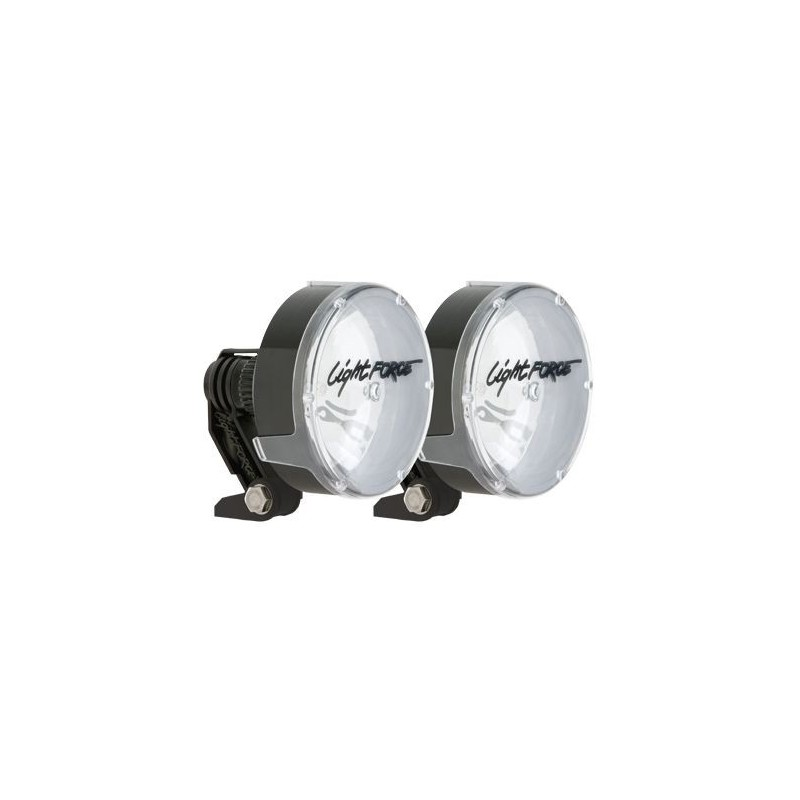 LANCE ULTRA COMPACT DRIVING LIGHT - LOW MOUNT TWIN PACK