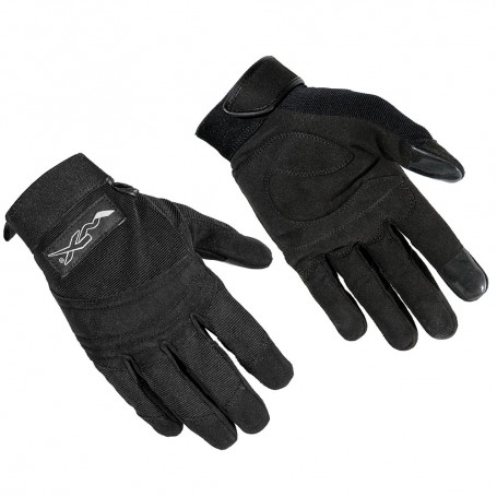 Wiley X APX All-Purpose Gloves - Pair - Black - Large