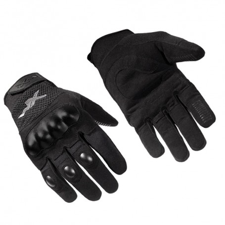 Wiley X Durtac All-Purpose Gloves - Pair - Black - Small