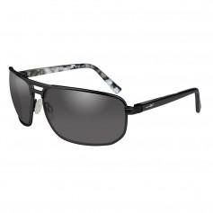 Wiley X Hayden Sunglasses - Smoke Grey Lens - Matte Black Frame