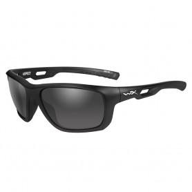 Wiley X Aspect Sunglasses - Grey Lens - Matte Black Frame