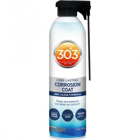 303 Long Lasting Corrosion Coat Aerosol - 15oz -Case of 6-