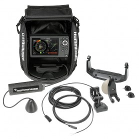 Humminbird ICE HELIX 5 CHIRP-GPS G2 All Season Bundle