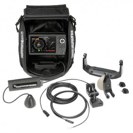 Humminbird ICE HELIX 5 CHIRP-GPS G2 All Season Bundle