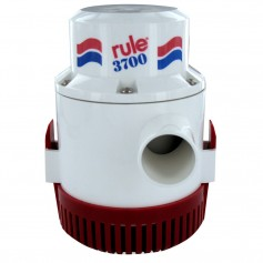 Rule 3700 Non-Automatic Bilge Pump - 24v
