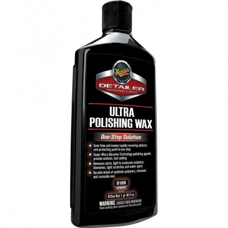 Meguiars Ultra Polishing Wax - 16oz -Case of 6-