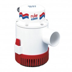 Rule 4000 Non-Automatic Bilge Pump - 12V