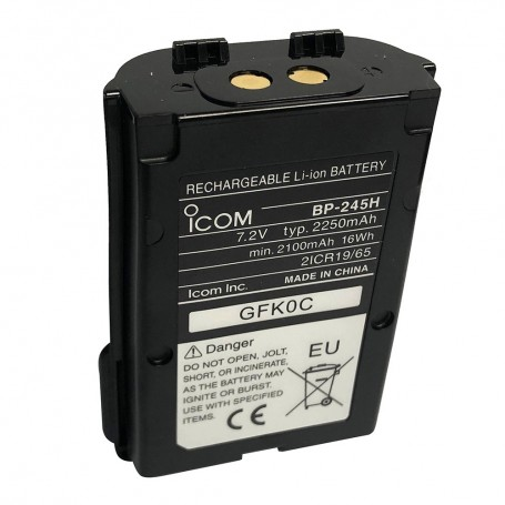 Icom Li-Ion Battery f-M72 M73