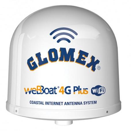 Glomex weBBoat 4G Plus Internet Cellular Antenna - South America